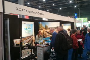 Stand Greenways Outdoor at fair