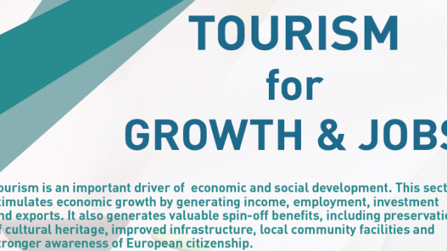 Tourism for Growth and Jobs Manifesto