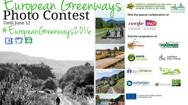 EUROPEAN GREENWAYS PHOTO CONTEST