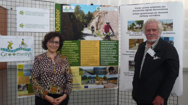 Greenways Outdoor at the annual congress of DRC