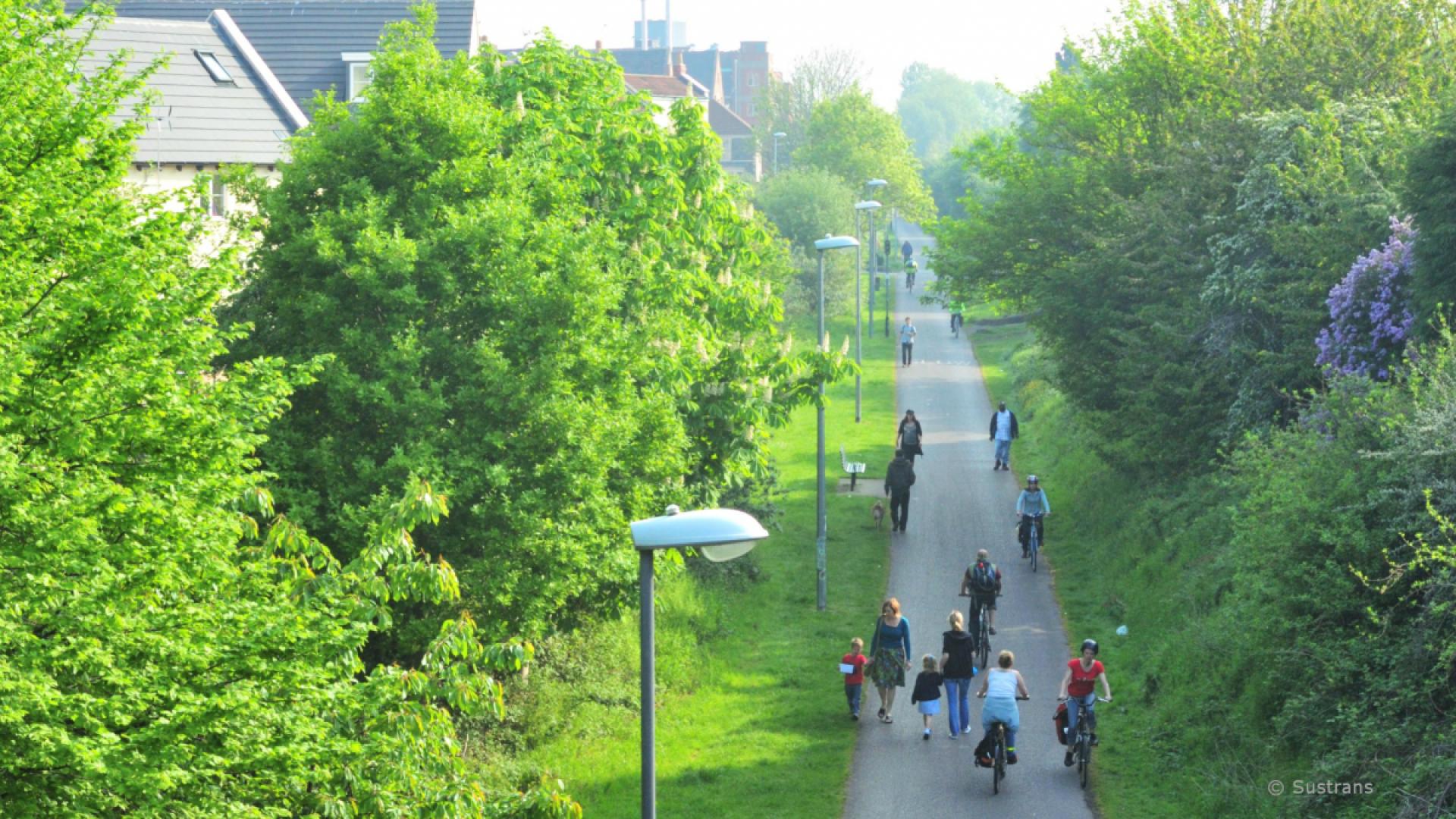 Vías verdes para los desplazamientos cotidianos