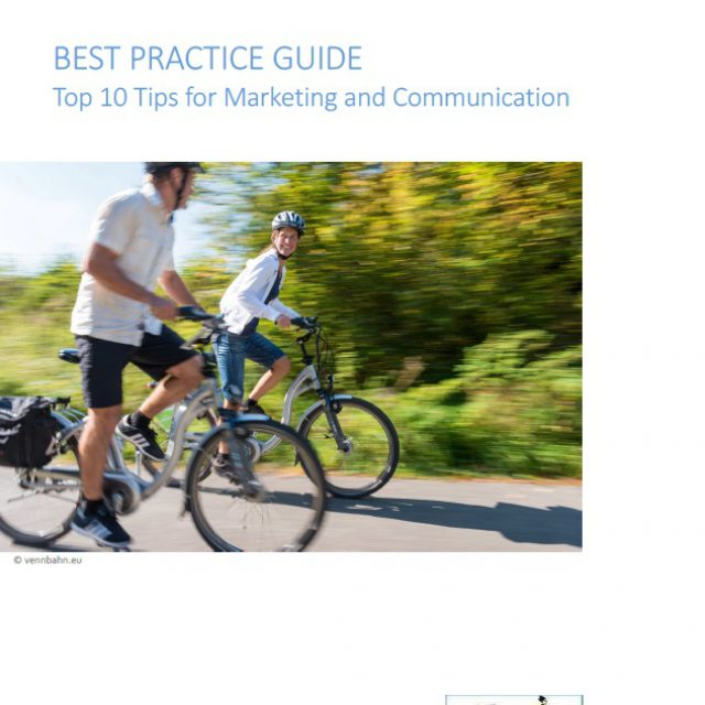 Marketing and Communication of a greenways tourism product