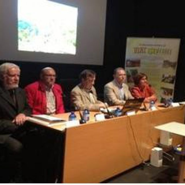 """""""Greenways for the development of Tourism"""" Olvera"""