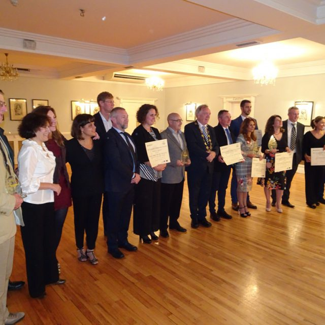 The 8th European Greenways Awards have been given