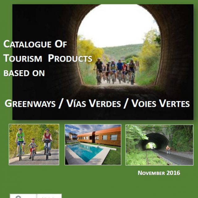 Catalogue of Tourism Product based on Greenways