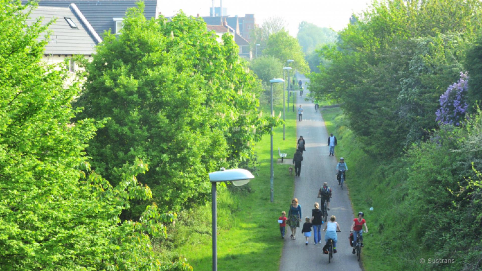 Les voies vertes pour les déplacements quotidiens