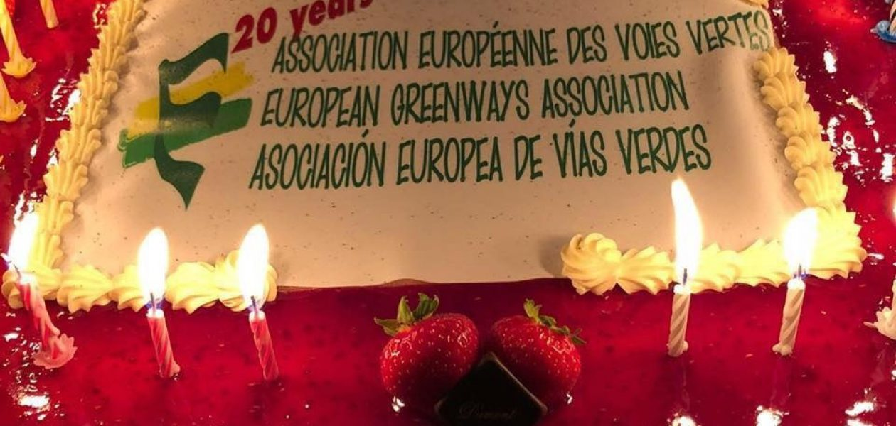 Celebration of the 20th anniversary of the EGWA in Namur