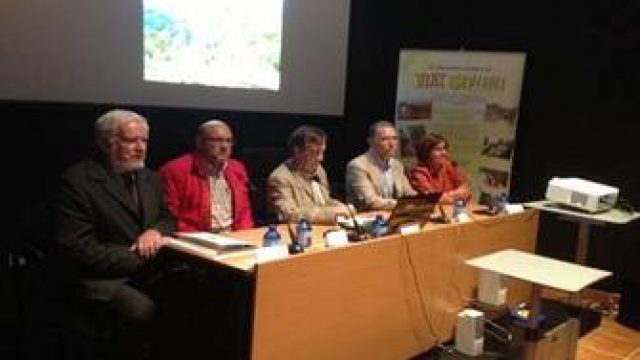 """Greenways for the development of Tourism"" Olvera"
