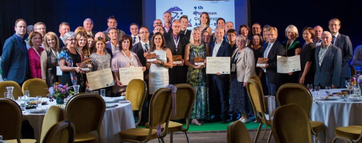 The 9th European Greenways Awards have been given on September 5th 2019 during the official ceremony in Dikli, Vidzeme. (Latvia)