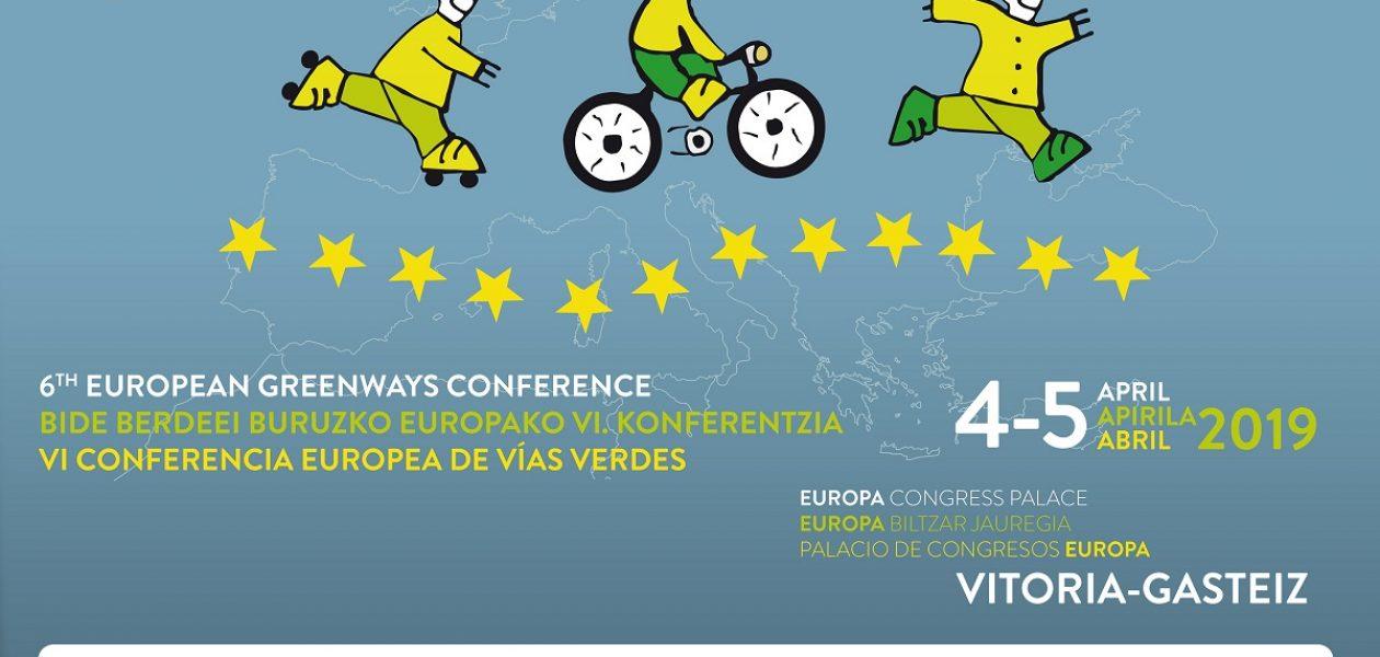 VI European Greenways Conference 2019