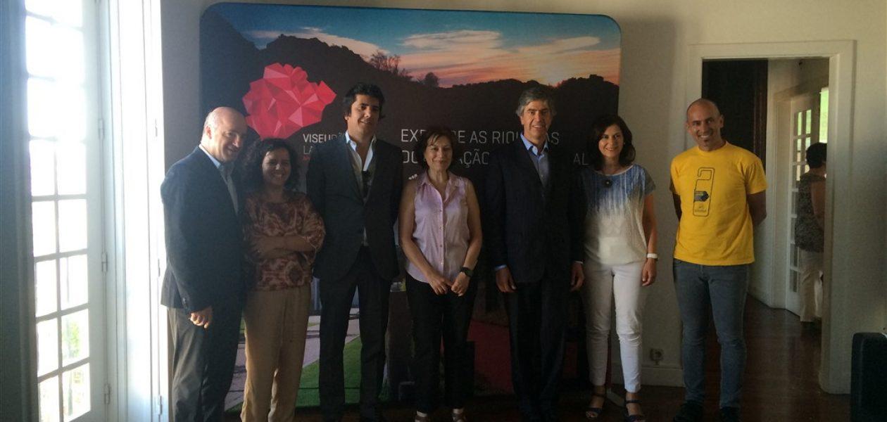 """Ecopistas e Produtos Turísticos"", Workshop and technical visit"