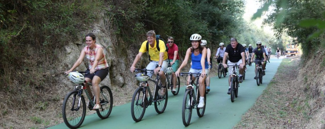 Greenways and Tourism Product Workshop and Technical Visit in Portugal