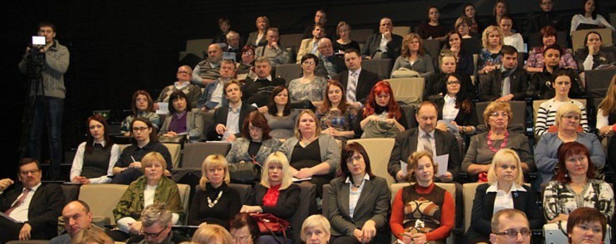 Tourism forum in R?zekne, Latvia