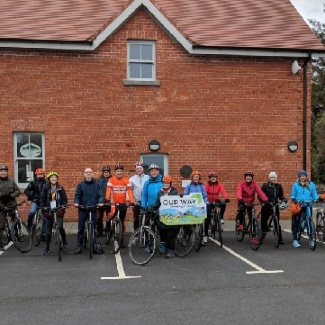 OurWay Project visits Ireland
