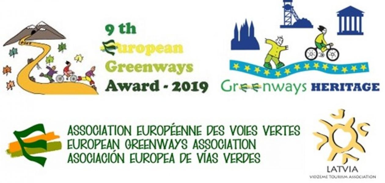 Greenways Heritage & European Greenways Award in Latvia