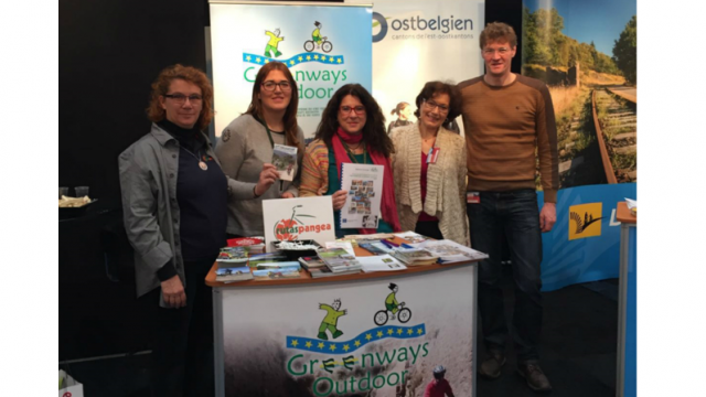 Greenways Outdoor at Fiets in Wandelbeurs 2016