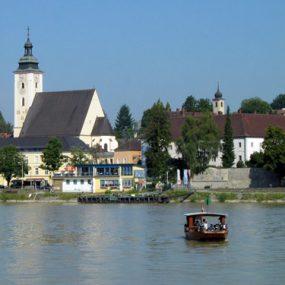 The Danube Cycle Path