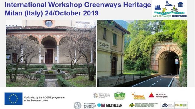 International Workshop Greenways Heritage in Milan