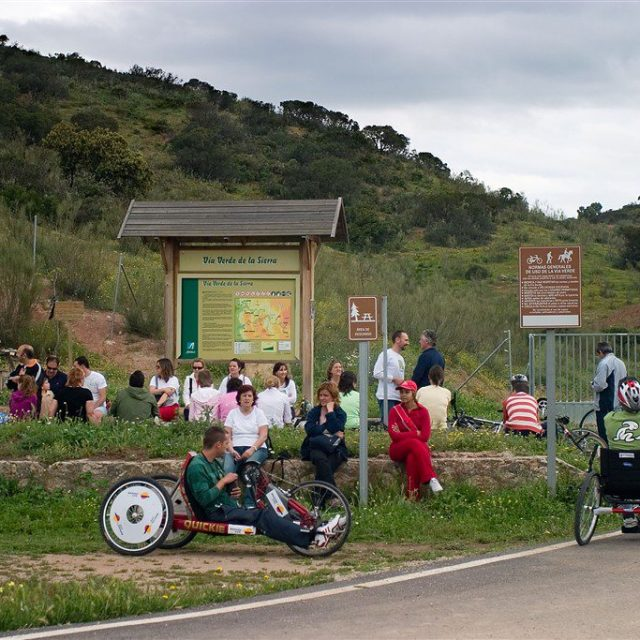 How to make accessible greenways