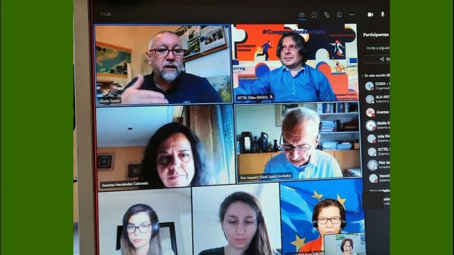 Meeting of the Jury of the 10th European Greenways Award