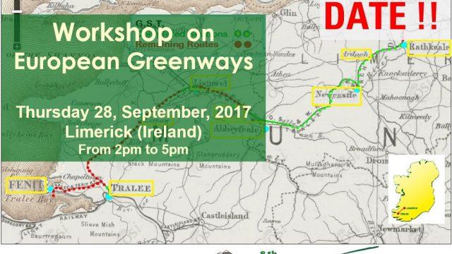 """Workshop on """"European Greenways"""""""