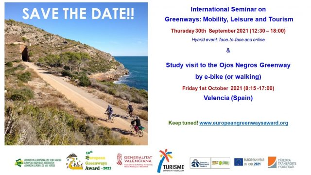 International Conference on Greenways, Mobility, Leisure and Tourism